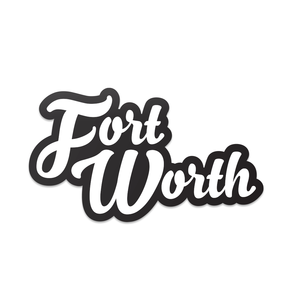 Image of Fort Worth Sticker