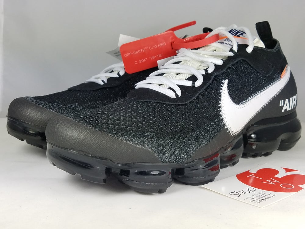 Image of Nike Air Vapormax Off White