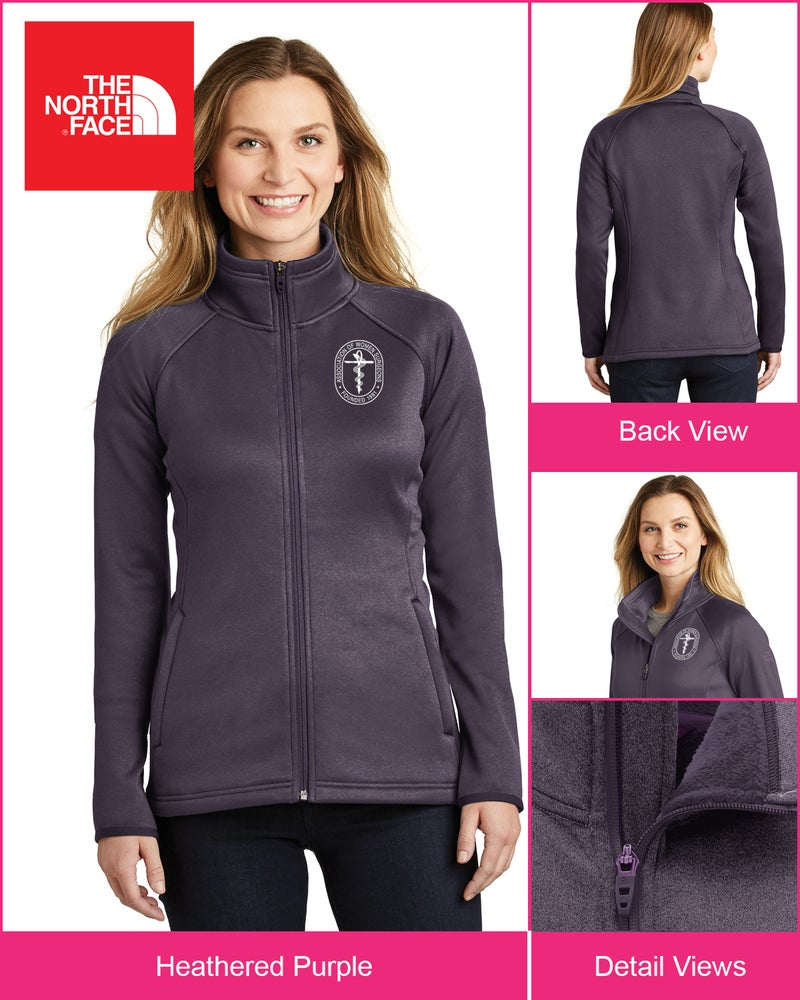 Image of The North Face® AWS Stretch Fleece Jacket ~ starts @