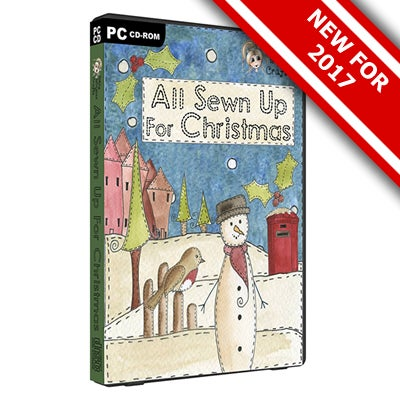 Image of All Sewn Up For Christmas