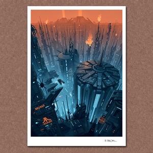 Image of Future Cityscape