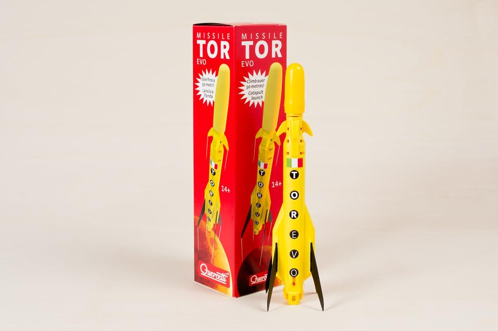 Image of TOR ROCKET / MISSILE TOR