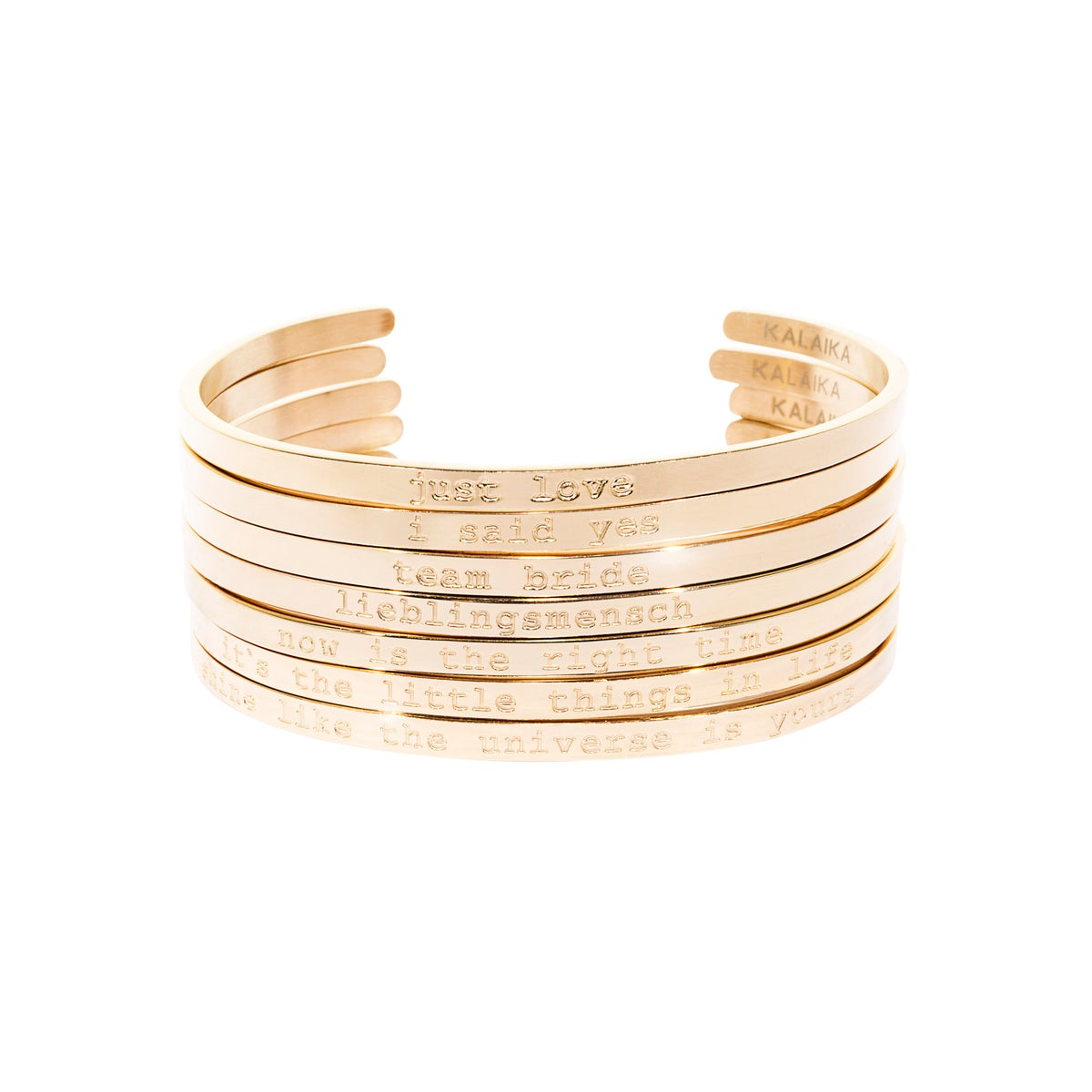 Image of LOVE CUFF<br>COLLECTION