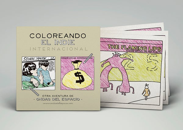 Image of COLOREANDO EL INDIE