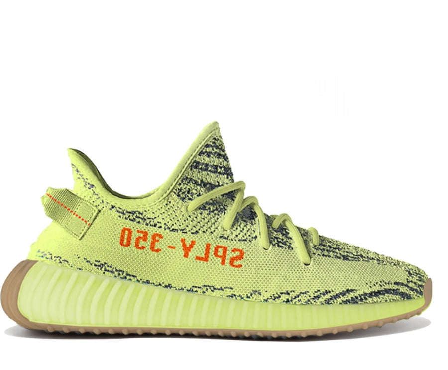 Image of ADIDAS YEEZY BOOST 350 V2 FROZEN YELLOW B37572
