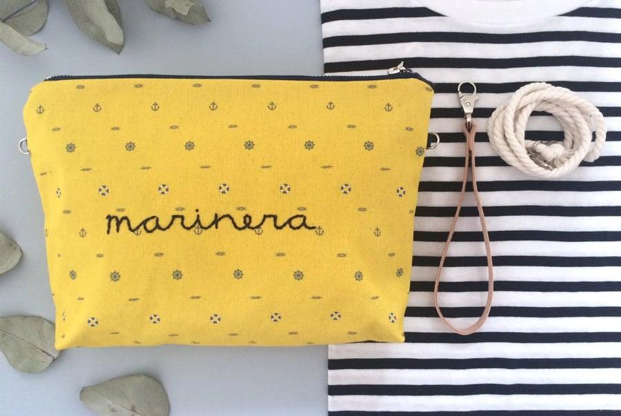Image of Marinera lona