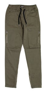 Image of Blockshot Chino Peat Olive