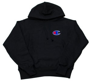 Image of Big C Pullover Black