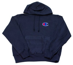 Image of Big C Pullover Navy