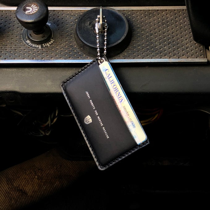 Image of The Driver's Wallet