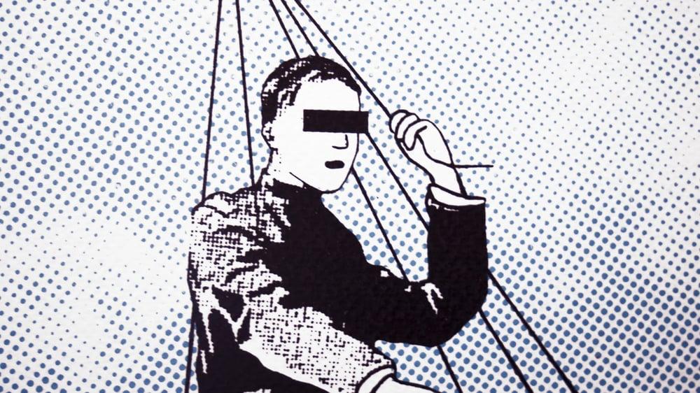 Image of La tangente (Print)