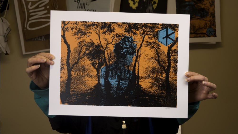 Image of FalKor (Print)