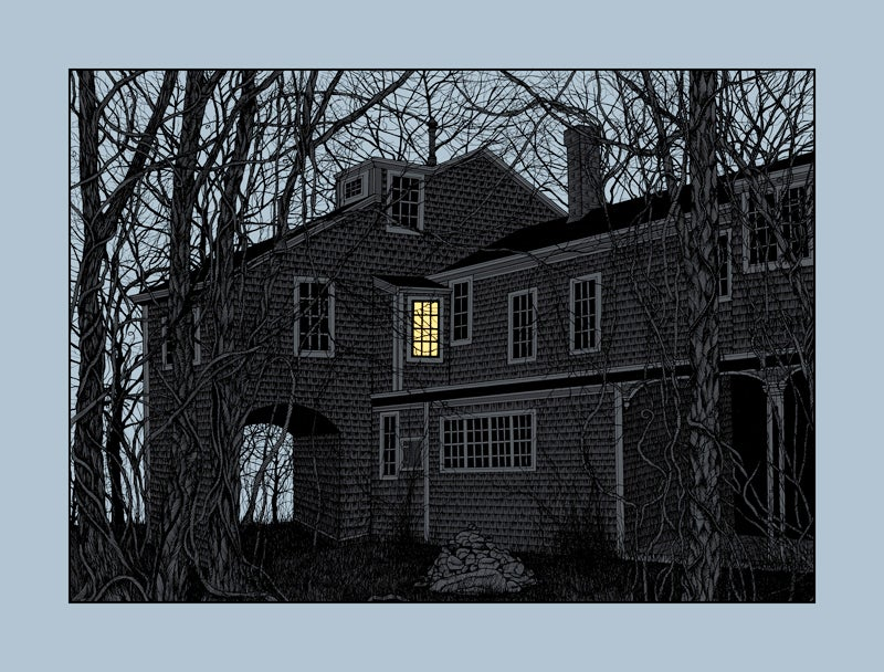 "Image of ""The House of Edward Gorey"""