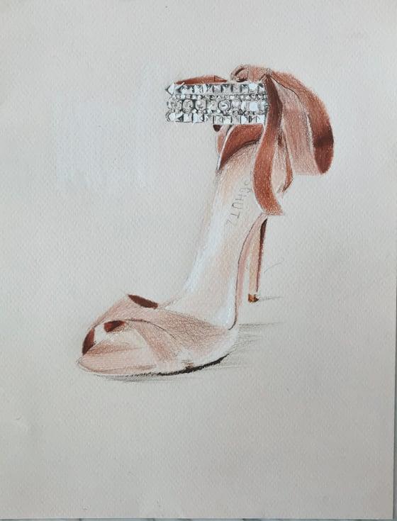 Image of Embellished stiletto