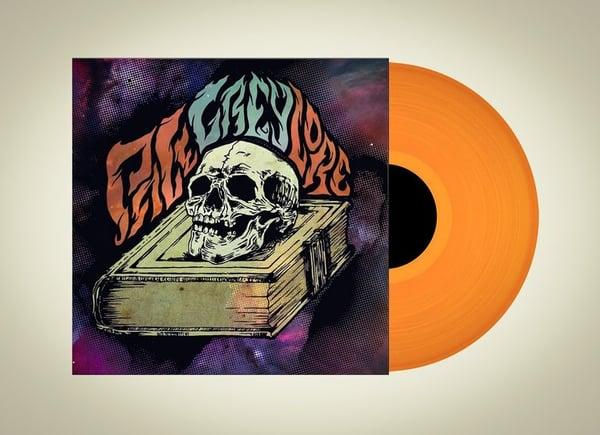 Image of PALE GREY LORE by Pale Grey Lore (2017 Oak Island Records) Transparent Orange Vinyl LP