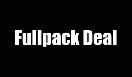 Image of Full Pack Special Deal!