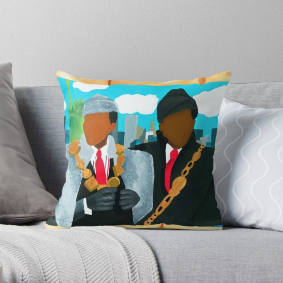 Image of Kings, NY (Pillow)