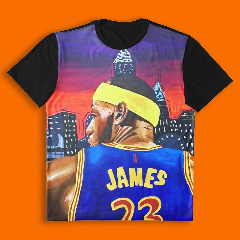 Image of The King (Tee)
