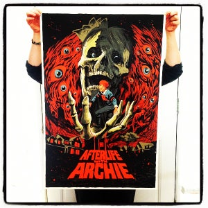 Image of Afterlife with Archie - Mondo Artist Proof