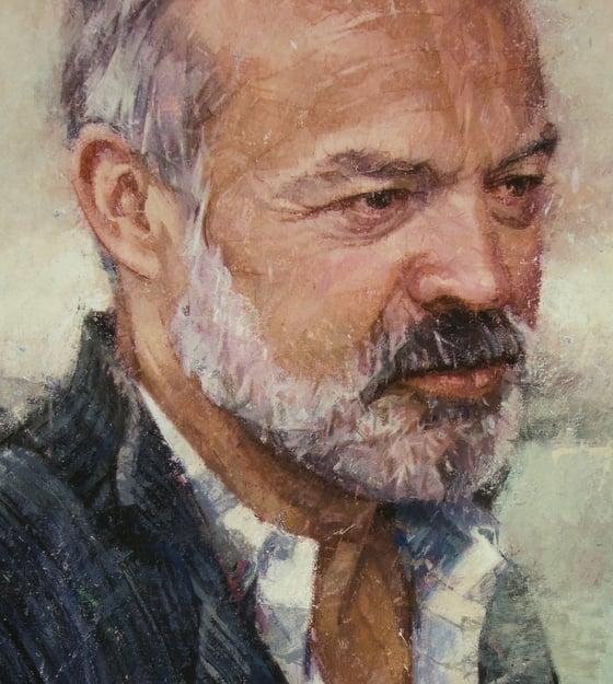 Image of Portrait of Graham Norton