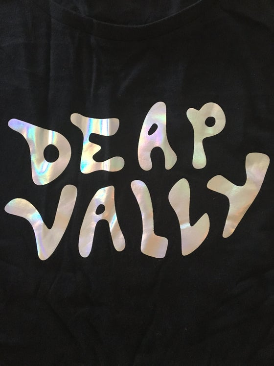 Image of Deap Vally Shimmer Crop