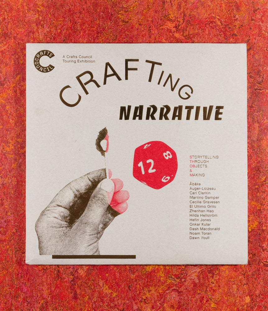 Image of Crafting Narrative <br/> — Onkar Kular