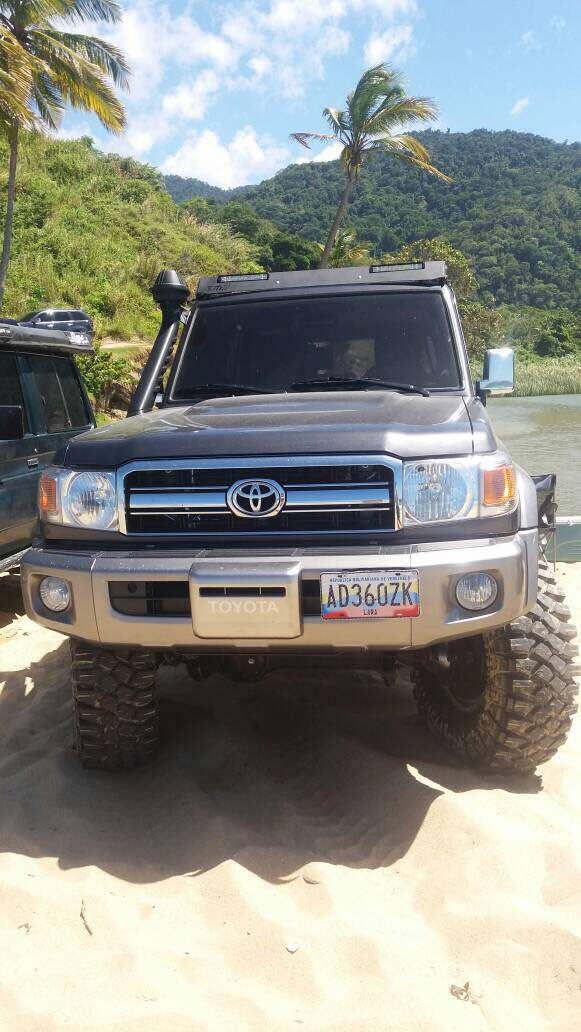 Image of TMT Skyline roof rack Toyota 76-77 Series (Prado)