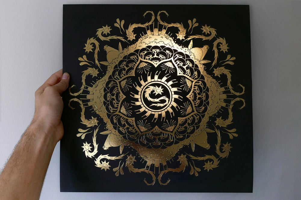 Image of Mandala Gold