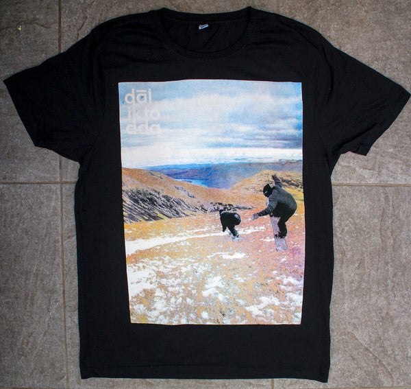 Image of 'Adventure Boarding' T-shirt