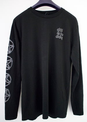 Image of 'Bonergram' Long Sleeved T-Shirt