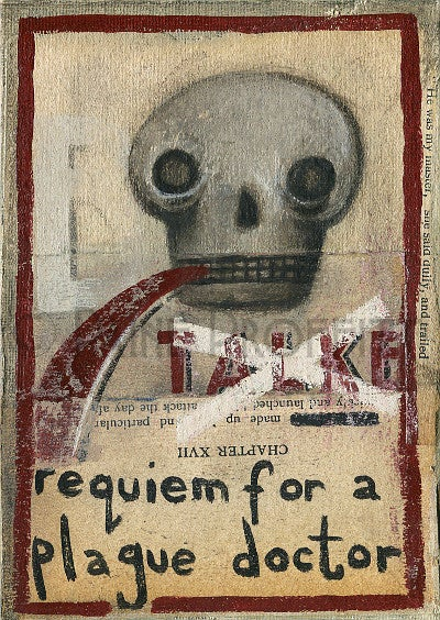 Image of Requiem For A Plague Doctor