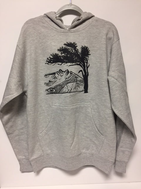 Image of F Tree Hoodie Adult