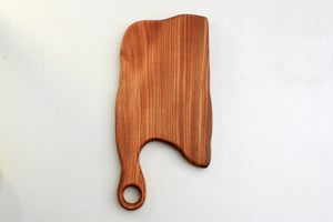 Image of Red Elm Cutting Board