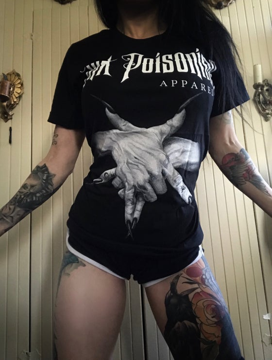 Image of Pentagram Hands shirt