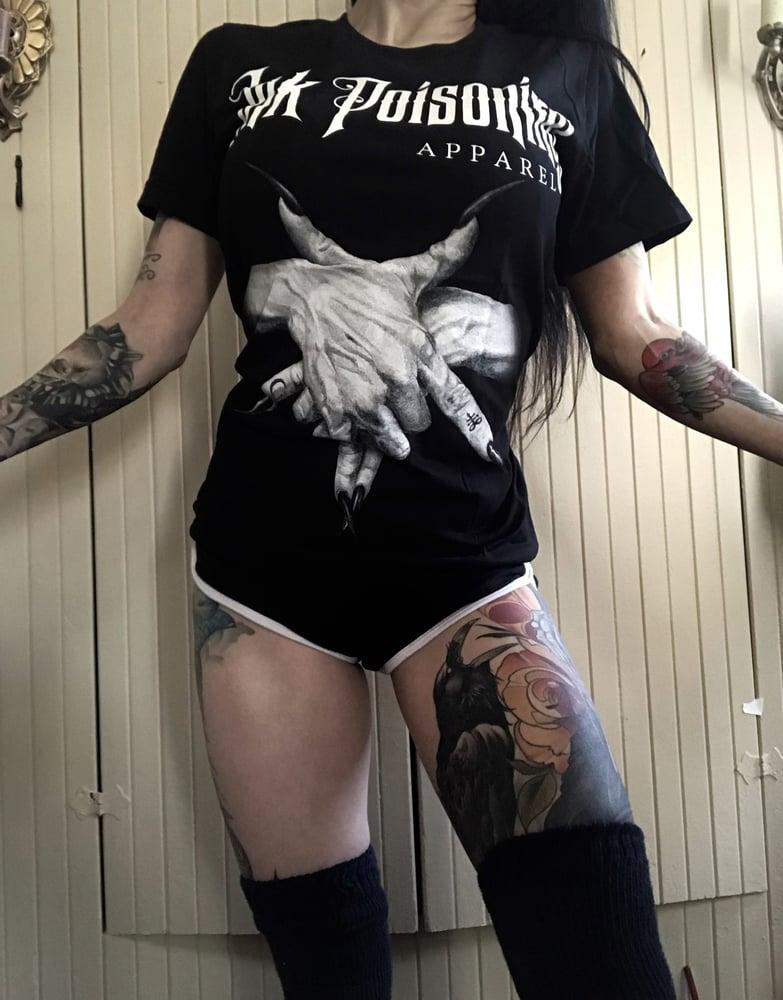 Image of Pentagram Hands shirt