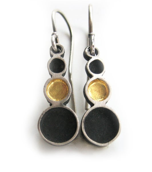 Image of Suncircle Earrings