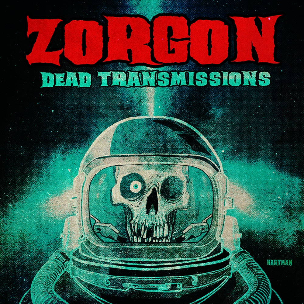 Image of ZORGON - Dead Transmissions CD - price includes shipping