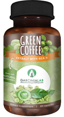 Green coffee with 50 chlorogenic acid