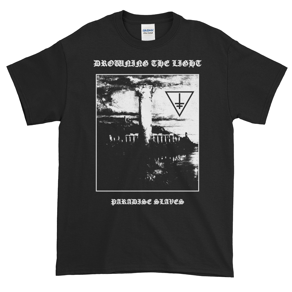 "Image of Drowning the Light - ""Paradise Slaves"" shirt"