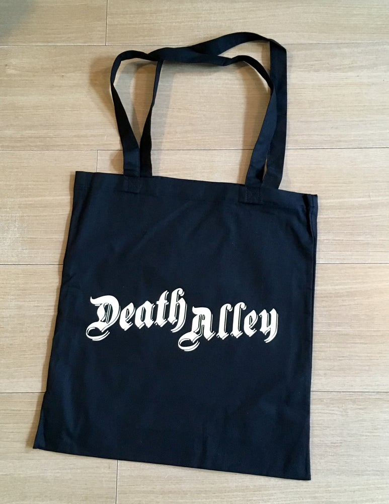 Image of Death Alley totebag