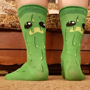 Image of 👾 Best Foot Friends: Slime Monster Socks 👾