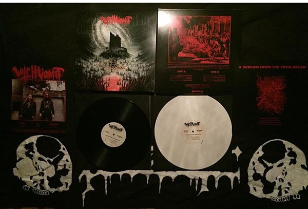 "Image of ""A Scream from the Tomb Below"" LP"