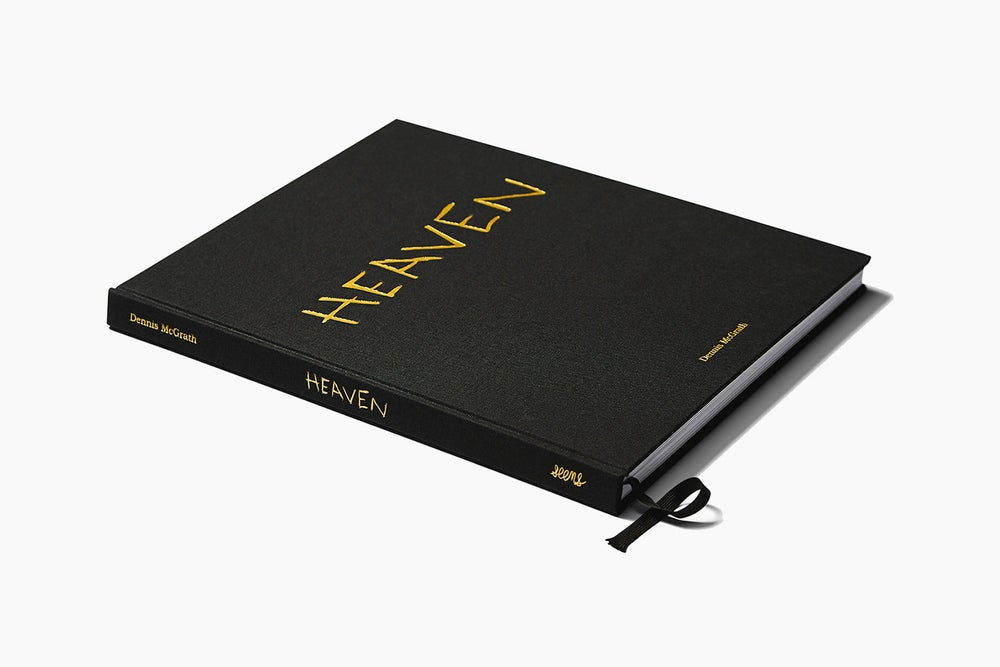 Image of HEAVEN 1st ed. 2nd printing (Out of print) Signed copies