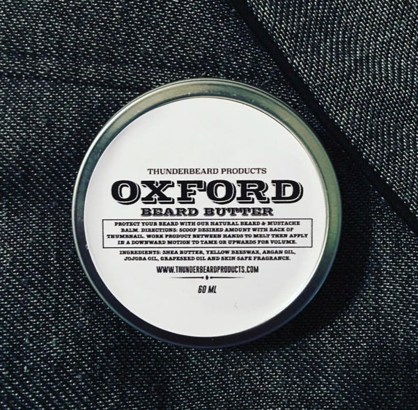 Image of Oxford Beard Butter