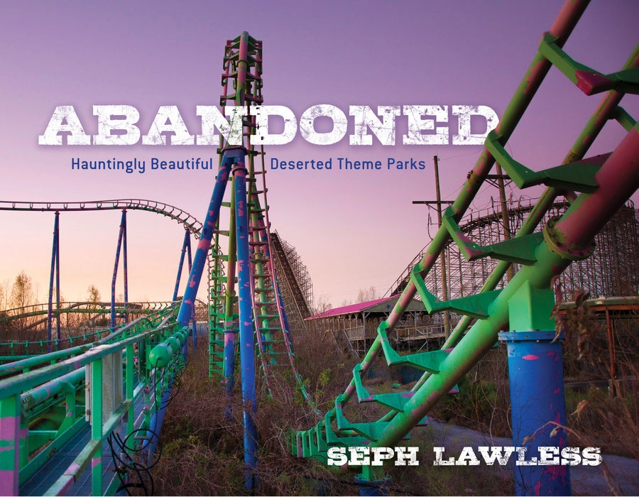 Image of AUTOGRAPHED COPY OF ABANDONED BY SEPH LAWLESS (LIMITED EDITION)