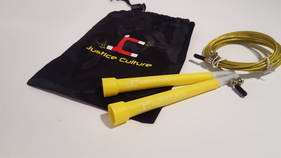 Image of Justice Culture Speed Rope-Yellow
