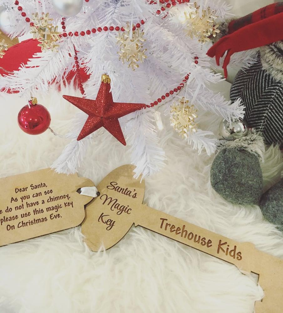 Image of Christmas Key