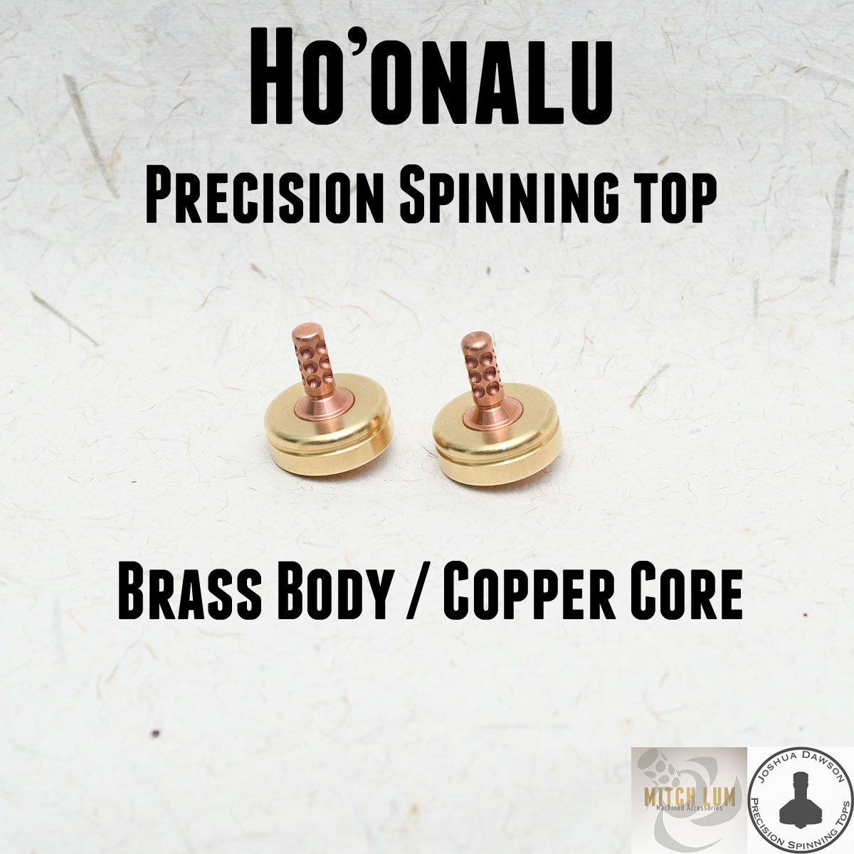 Brass+Copper Ho'onalu
