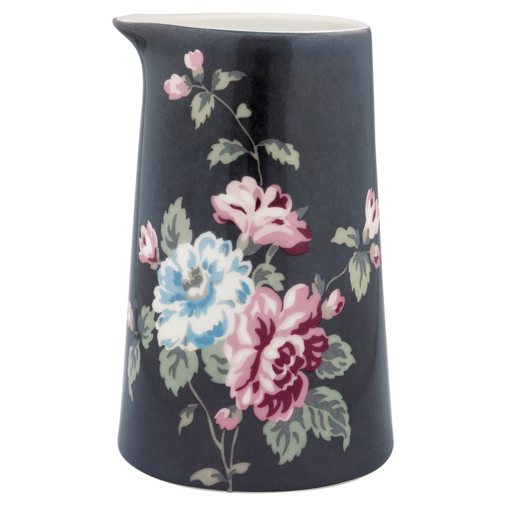 Image of GreenGate Jug ~ Maude Dark Grey