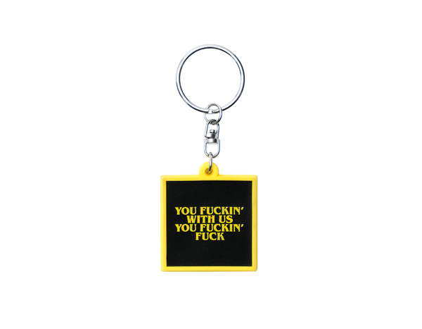 Image of KNOW KEYCHAIN